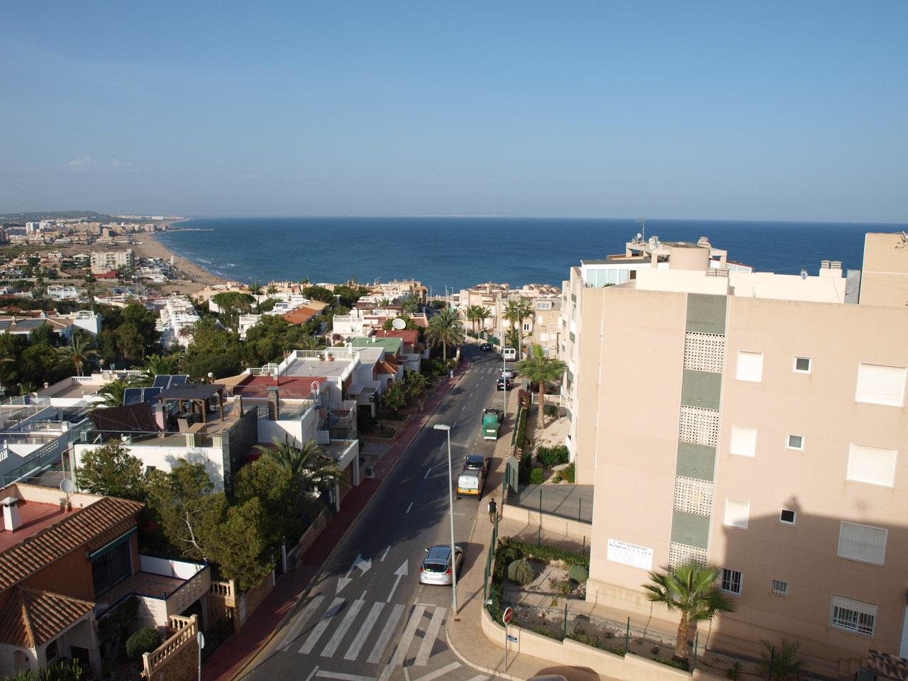 Costa Blanca Süd – La Mata – nur 300m vom Sandstrand liegt diese wunderschöne 3 ZKB Wohnung