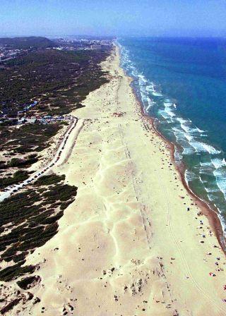 Allg. Strand bei Guardamar klein