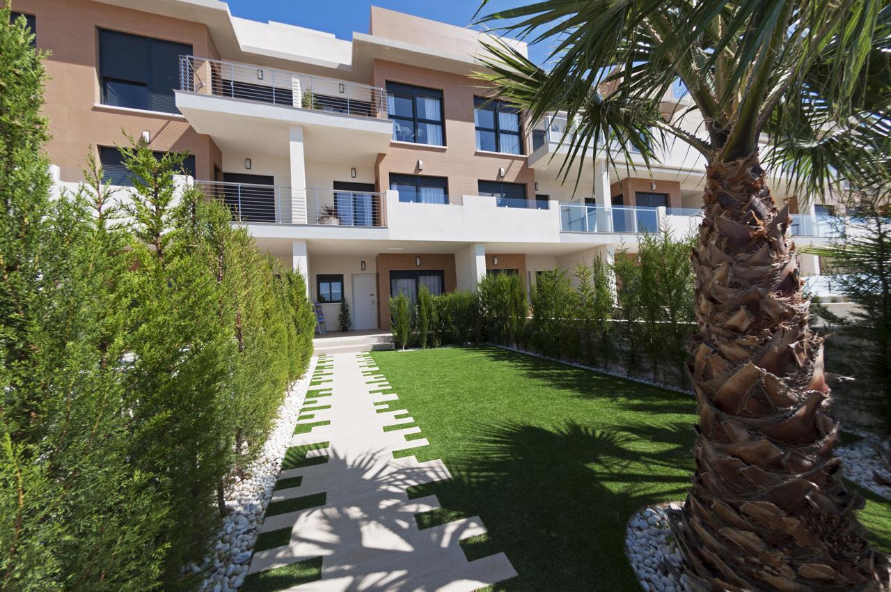 Orihuela Costa La Zenia – Luxuswohnungen 2 – 3 SZ, Zenia Boulevard 1 km