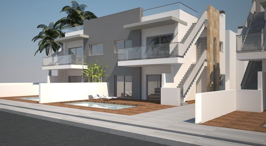 Torrevieja, Neubauwohnungen Nähe Habaneras und Carrefour Einkaufscentren
