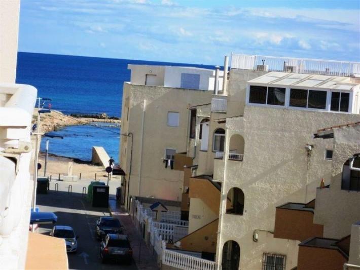 Spanien – Costa Blanca – La Mata – Appartement nur 100m vom Strand mit Garagenplatz