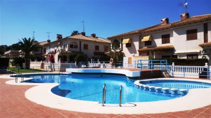 Spanien – Costa Blanca – Oberer Eck-Bungalow in Los Altos (Torrevieja)