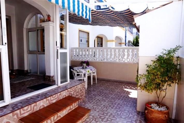 Spanien – Costa Blanca – Torrevieja – unterer Bungalow in Jardin del Mar V