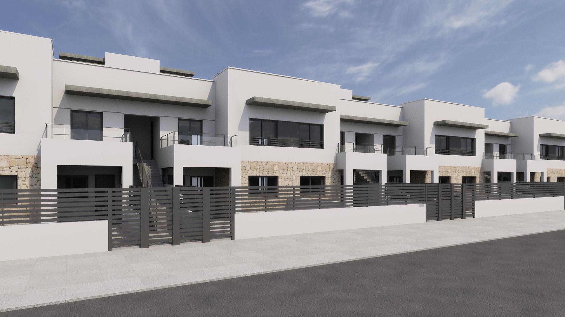 Spanien – Costa Blanca Torrevieja – Neue Wohnungen im modernen Stil ...