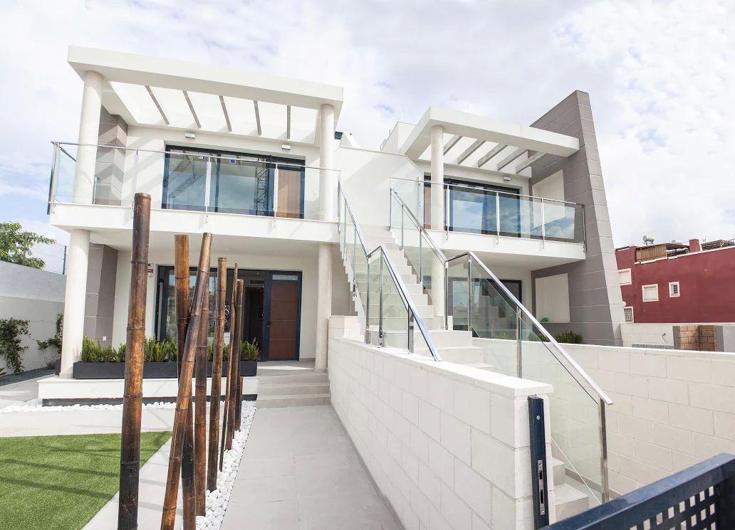 Costa blanca orihuela costa appartements 2 3 sz for Moderner baustil
