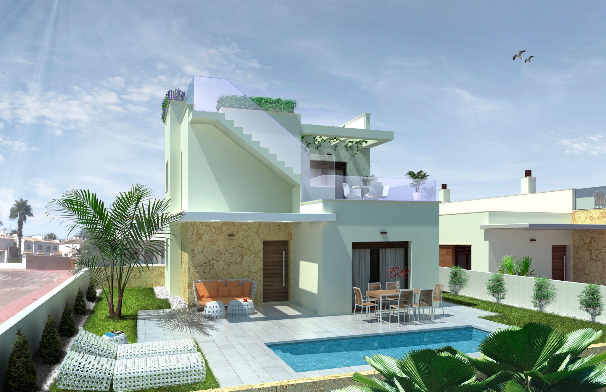 SPAIN COSTA BLANCA Quesada / Guardamar customizable modern villas ...