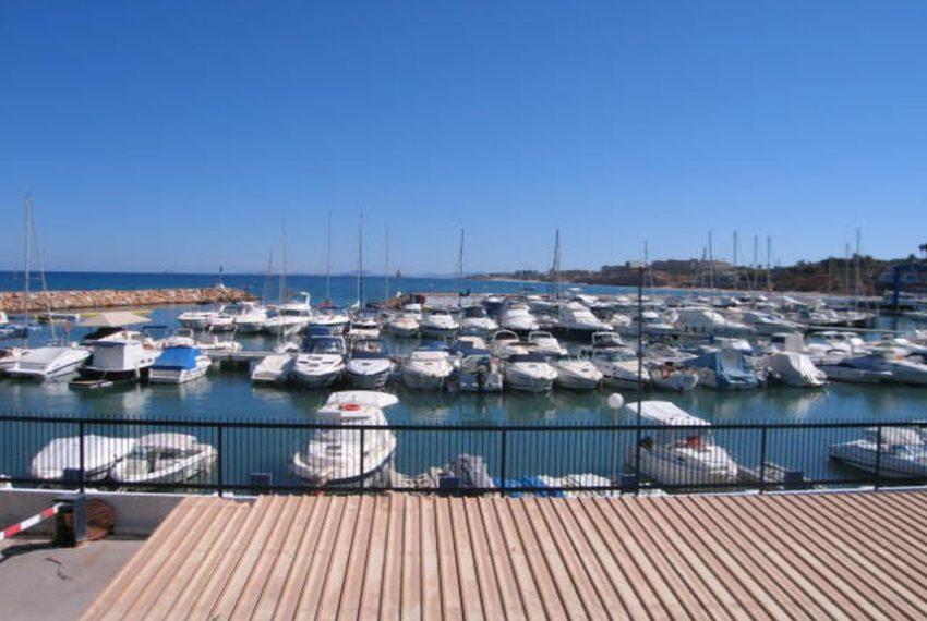 Hafen Campoamor