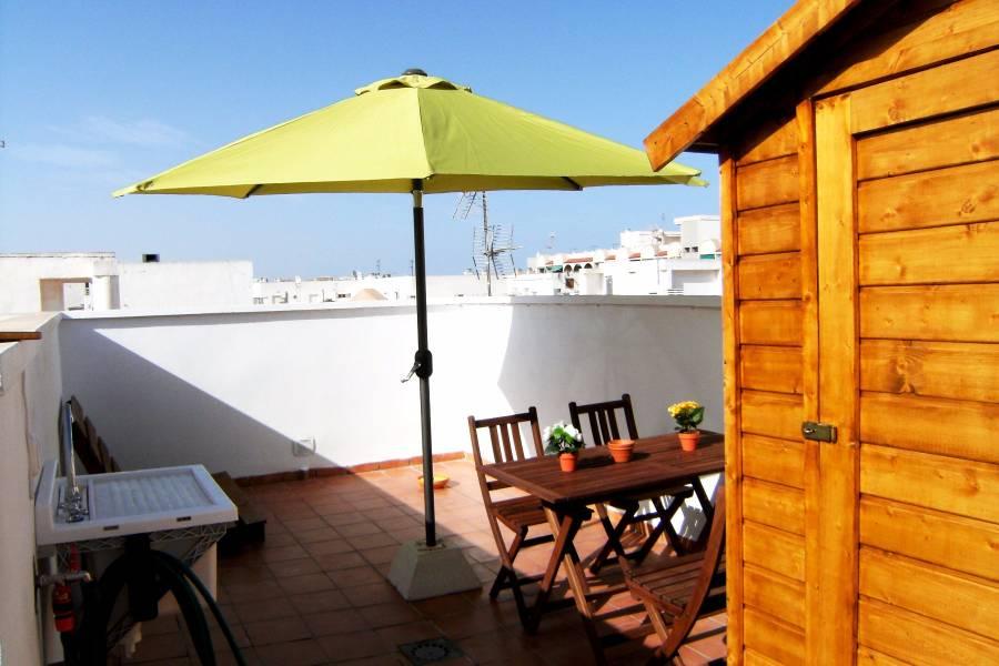 ESPAÑA COSTA BLANCA Torrevieja, Apartamento en Playa de Los Locos, 2 Dormitorios, 2 Baños