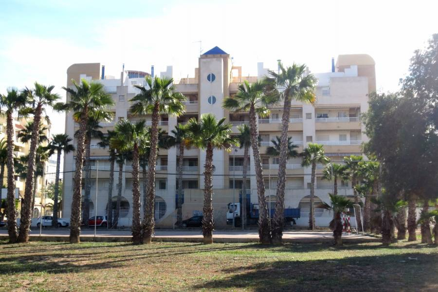 SPAIN COSTA BLANCA Torrevieja-Mar Azul, Apartment + Parking, 2 Bedrooms, Common swimming pool