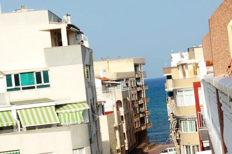 SPAIN COSTA BLANCA Torrevieja-La Mata Center, Penthouse Apartment + Garage Close to the Beach, 2 Bedrooms, 2 Bathrooms