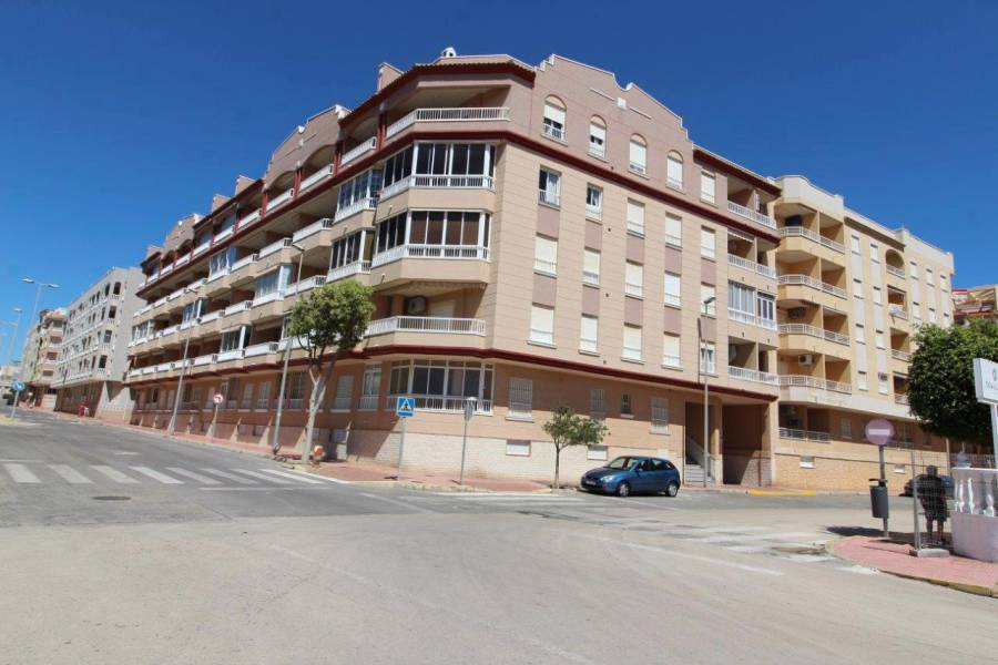 SPAIN COSTA BLANCA Guardamar, Apartment with views to the park and South orientation, 2 Bedrooms, Communal pool