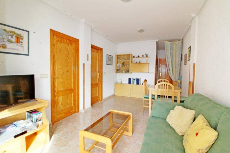 SPAIN COSTA BLANCA La Mata, Apartment with Community Pool and Double Garage in the Center