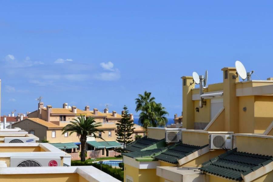 SPANIEN COSTA BLANCA – Torrevieja-La Mata, grosses Stadhaus, Gem- Pool., 600 m vom Strand