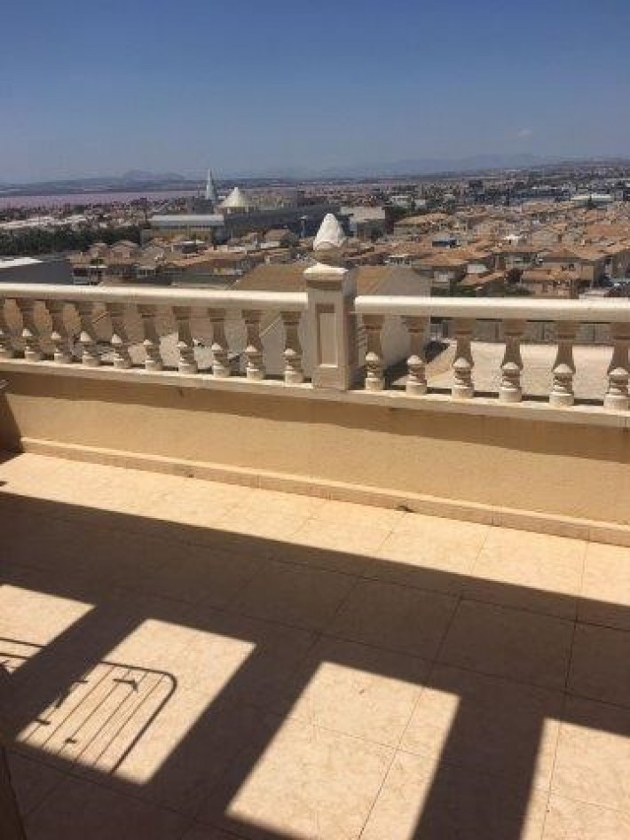 SPAIN COSTA BLANCA Torrevieja, Beautiful Penthouse with views of the Salinas