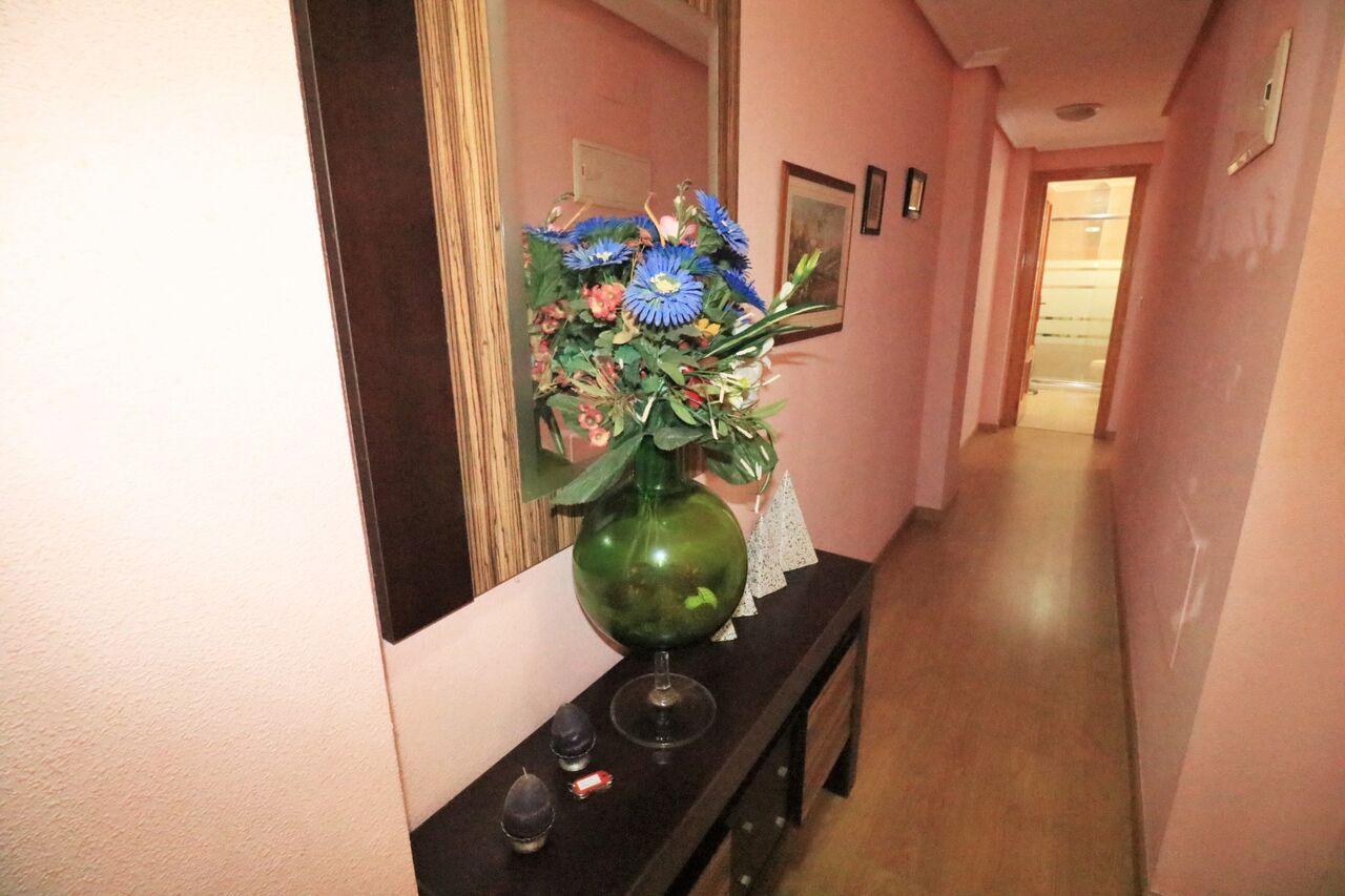 SPANIEN COSTA BLANCA Torrevieja, 2 Schlafzimmer-Wohnung, 400m vom Strand Playa del Cura