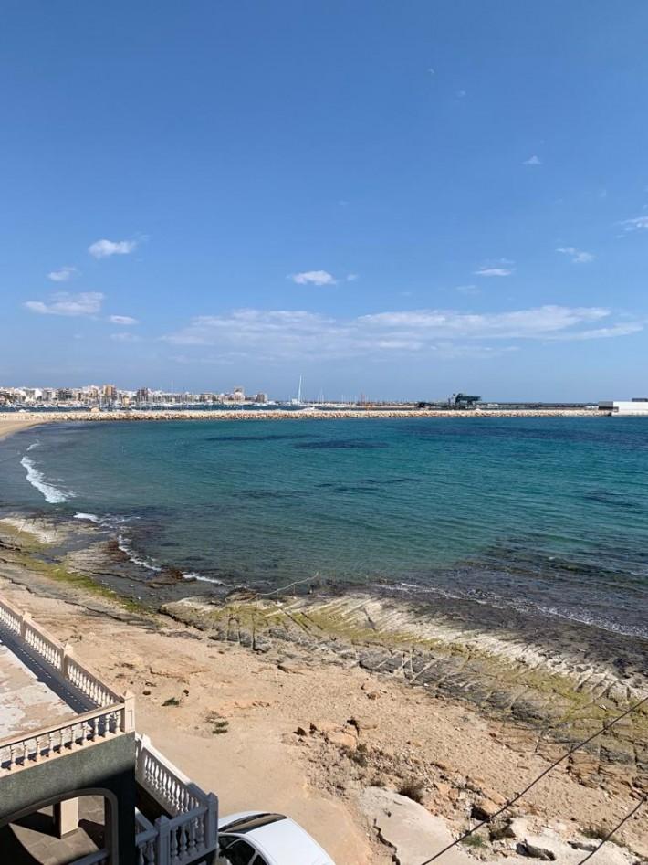 SPANIEN COSTA BLANCA SÜD – Appartment in erster Meereslinie, Playa de Náufragos, Torrevieja