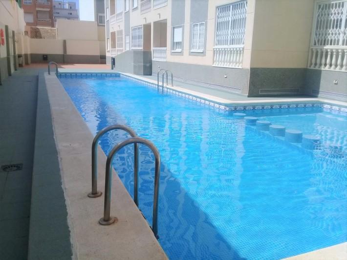 SPANIEN COSTA BLANCA – Apartment mit Gemeinschaftspool in Torrevieja