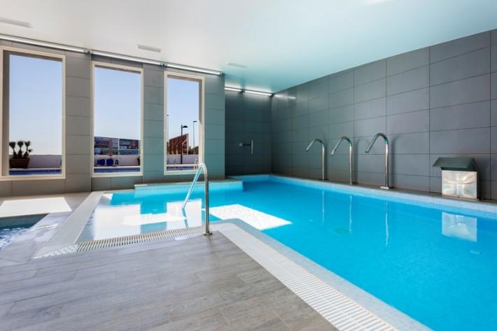 SPANIEN COSTA BLANCA – Schöne Luxus-Wohnung in Orihuela Costa-Villamartin mit Fitnessraum, Spa und Gemeinschaftspool,
