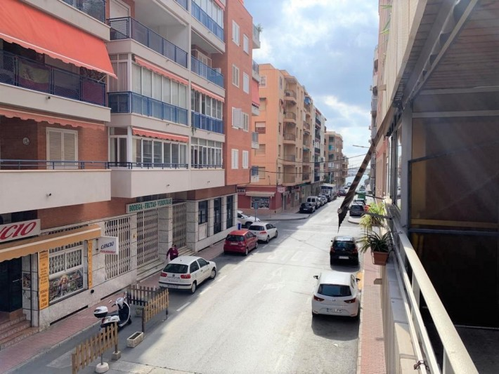 SPAIN COSTA BLANCA – Spacious Apartment just 200 meters from the Acequión Beach, Torrevieja