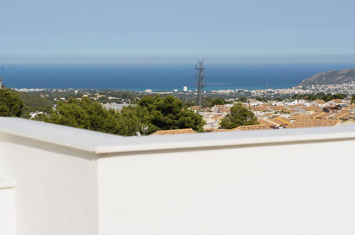 SPANIEN COSTA BLANCA – Polop nähe Benidorm und seinen Stränden, freistehende Häuser mit vielen Extras