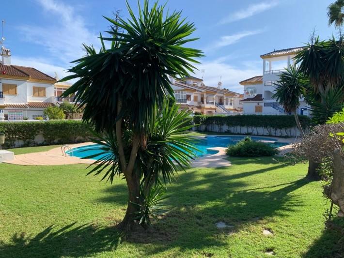 SPANIEN COSTA BLANCA – Erdgeschoss Bungalow in der schönen Urbanisation Riomar, in Pilar de la Horadada