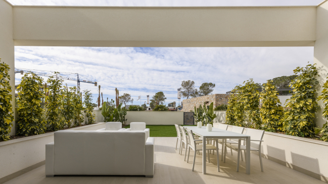 SPAIN COSTA BLANCA – luxury apartments on the golf course