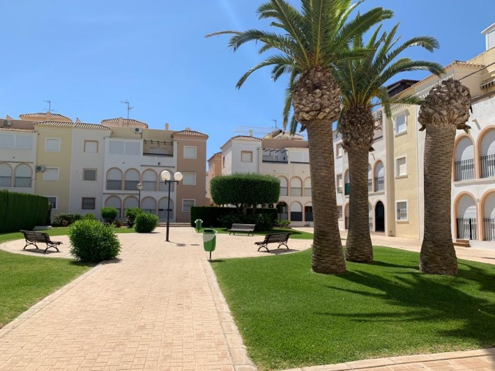 SPAIN COSTA BLANCA – Bungalow Ground Floor 250m from the sea in Torrevieja