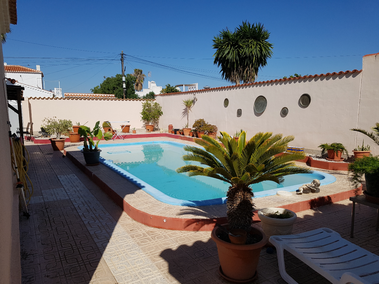SPAIN COSTA BLANCA Torrevieja Torretta Florida, Semi-detached Villa with private pool on 401 sqm plot